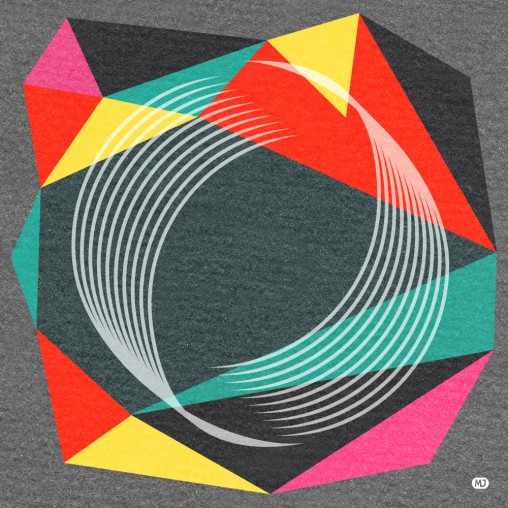 abstract graphic record cover