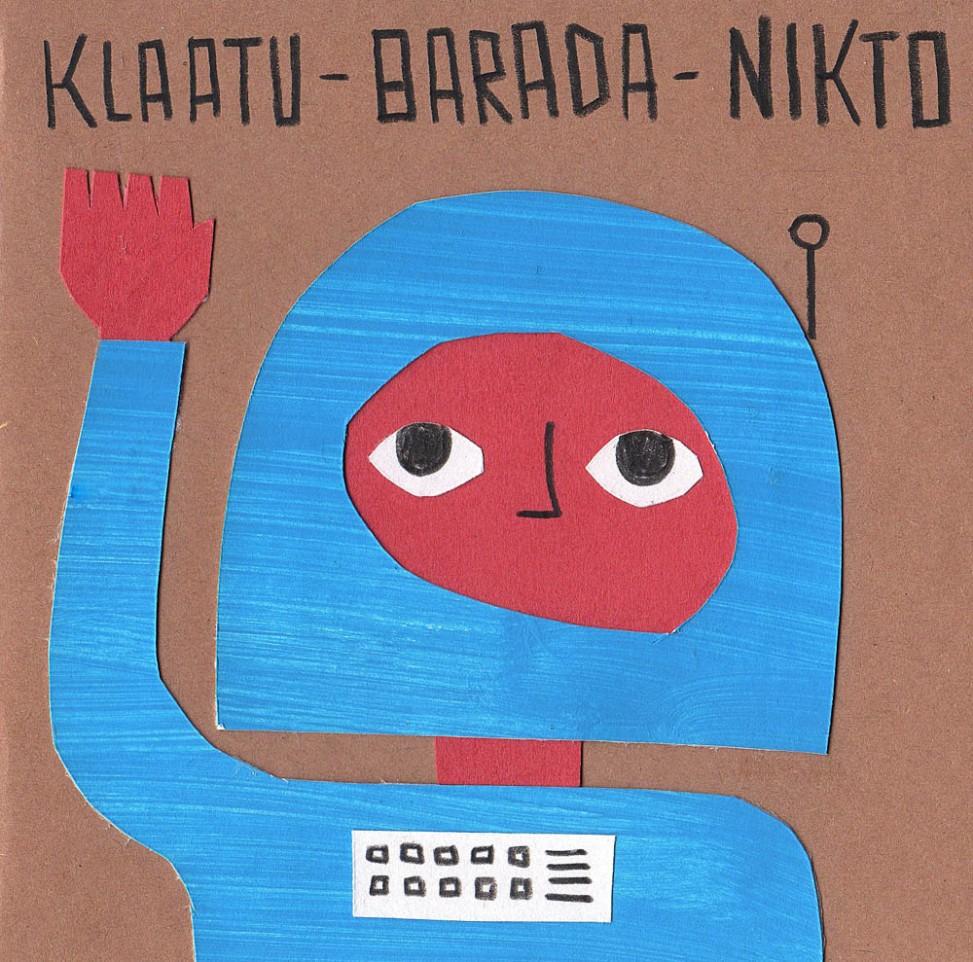 Klaatu Barada Nikto illustration by Matt Johnson