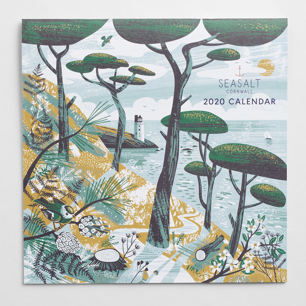 Cornwall Calendar 2020 by Matt Johnson