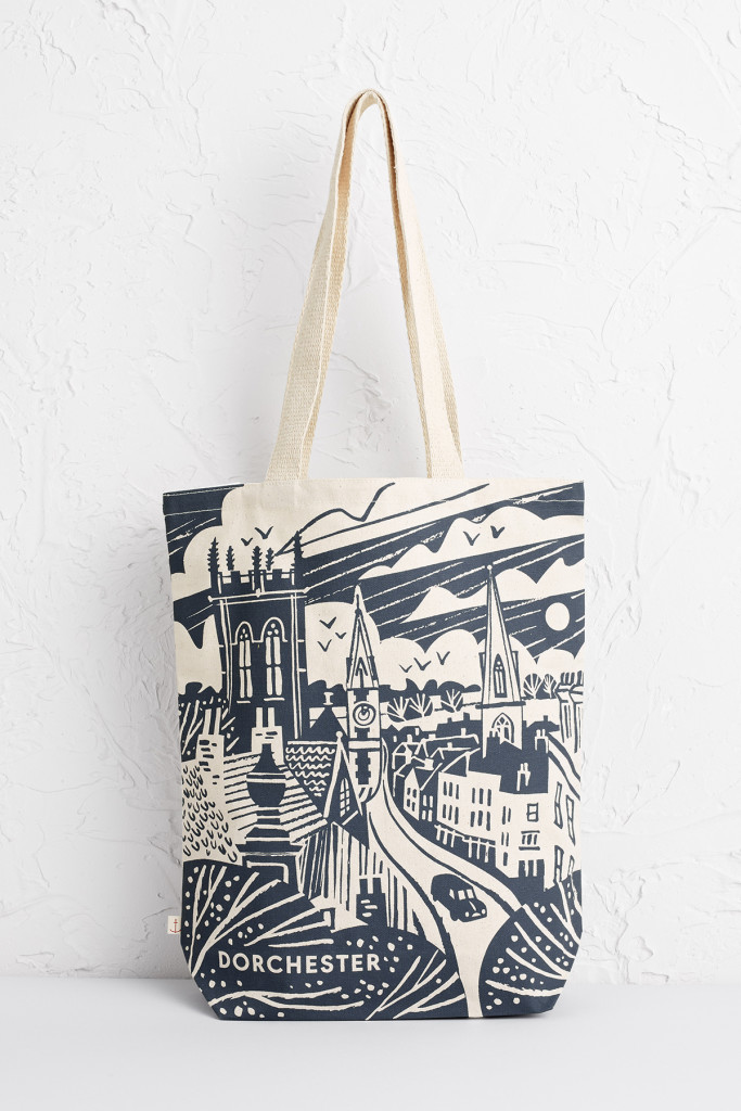 Dorchester Tote Bag by Matt Johnson for Seasalt Cornwall