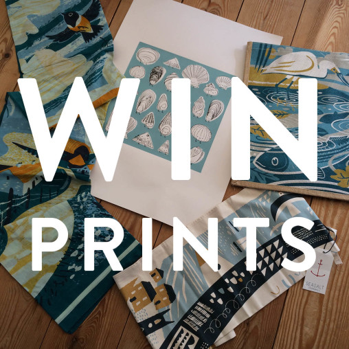 Win prints by Matt Johnson