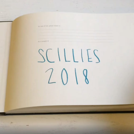 Scillies 2018 - Ilse of Scilly Sketchbook - Matt Johnson