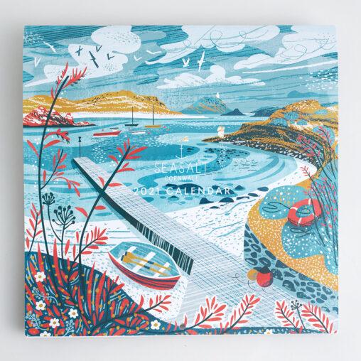 2021 Seasalt Cornwall Calendar